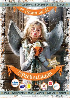Kerstmarkt nieuwe stijl #belcrum #breda 2014 #speelhuislaan