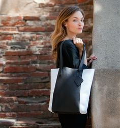 KYLA JOY is giving away a gorgeous leather tote from our Fall 2015 collection! Enter for your chance to win!