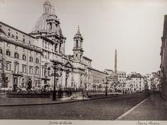 L-1090166 - Piazza Navona Piazza Navona, Rome, Statue Of Liberty, Paris Skyline, Louvre, History, Building, Travel, Costume