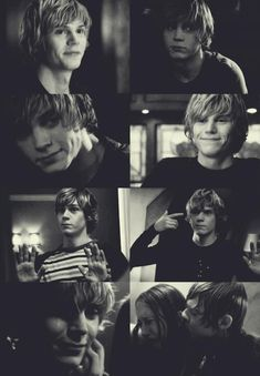 Sorry I'm actually crazy everyone. Tate Langdon (Evan Peters) American Horror Story