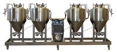 Exploring the benefits of compact fermentation units and modular microbreweries