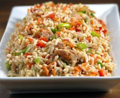 Cold Rice Salad Recipe From Thailand