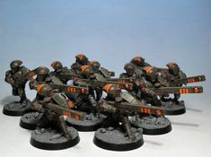 February 27, 2012 Warhammer Tau is preparing for the fourth sphere expansion of the Tau Empire and will be bringing you the very best in c...