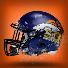 Denver Broncos Super Bowl Champions #50
