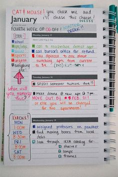 I'm pretty organized when it comes to my   planner.. but this person has it all together! Love it, definitely going to try   this!
