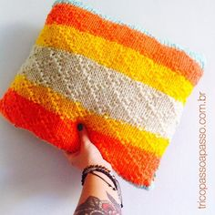 [ link na bio ] Olá, Tricoteiras!!! Que tal aproveitar o sábado para aprender um…