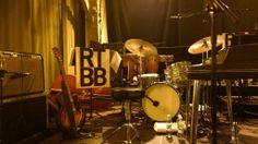 Ricky Tick Big Band & Julkinen Sana Korjaamolla 15.3.2014.