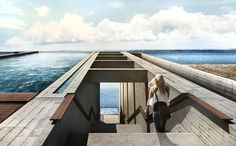 Greek Underground Cliff House by Open Platform for Architecture 3