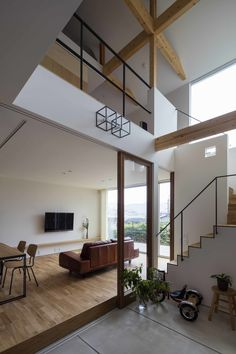 architags - architecture & design blogArbol Design. House In Ikoma. Nara. Japan.... -