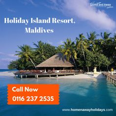 Maldives Holidays, Island Resort, Home And Away, Outdoor Decor, Home Decor, Decoration Home, Room Decor, Interior Design, Home Interiors
