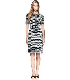 Kate wore this Tory Burch Paulina dress on day three of the New Zealand tour.