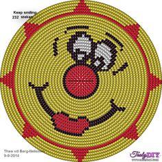 ergahandmade: 17 Best Motifs about Croche Wayuu, Tapestry + Video Tutorials Tapestry Crochet Patterns, Crochet Stitches Patterns, Loom Patterns, Stitch Patterns, Crochet Home, Knit Crochet, Mochila Crochet, Knit Rug, Tapestry Bag