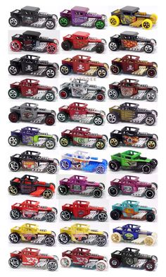 2008 HOT WHEELS Collector/'s Check /& Collect POSTER