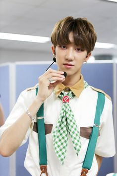 Seventeen, Minghao, the8, 17, Pledis, carat, cute, korean, china, chinese, kpop, nice, very nice, 2016, the 8, th8