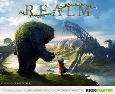 Interview with Atomhawk Design: The Realm