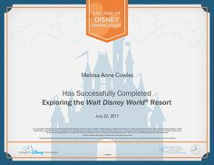 Disney- WDW