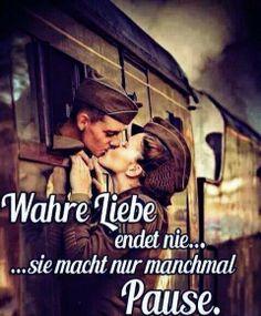 Wahre Liebe endet nie!
