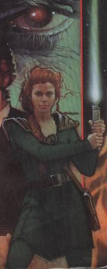 Mara Jade Green Costume