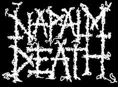 napalm death | Napalm_Death_Logo