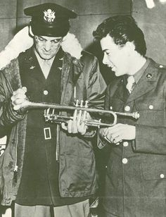 """Glenn Miller, was an American big band musician in the swing era. He was one of the best-selling recording artists from 1939 to 1943, leading one of the best known big bands. Miller's notable recordings include """"In the Mood"""", """"Moonlight Serenade"""", """"Pennsylvania 6-5000"""", """"Chattanooga Choo Choo"""". While he was traveling to entertain U.S. troops in France during WWII, Miller's aircraft disappeared over the English Channel on the 15th of December 1945. He was 40years old ~"""