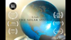 To Scale: The Solar System - YouTube
