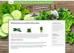 Elokuun parhaaksi jälleenmyyjän toteuttamaksi sivuksi valittiin Raumankarin mainoksen toteuttamat Kannuksen Kauppapuutarhan kotisivut. Kotisivujen graafinen ilme on raikas ja kotimainen, joka tuo hyvin esiin yrityksen tuotteet ja arvot. Sivuilta löytyy myös herkullisia reseptejä ja kuvagallerian avulla voi tutustua puutarhan toimintaan ja viljelyyn. Sprouts, Cabbage, Album, Vegetables, Essen, Cabbages, Vegetable Recipes, Brussels Sprouts, Veggies