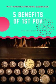 Learn about POV with exercises. Plus see award-winning and bestselling fiction examples. Writing A Novel Tips, Fiction Writing, Writing Process, Start Writing, Writing Practice, Writing Help, Writing A Book, Novels For Beginners, Writing Characters