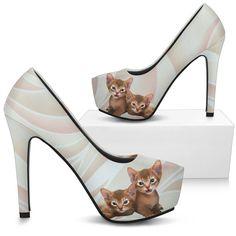 58c85cb2da 8 Best Animal Print Heels images | Animais, Animal design, Animal ...