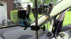 Держатель для зеркальной камеры в машине DSLR Filmtools car mount suctio...