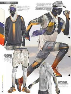 Inmouv Active Sport Fashion S/S 2020 Trend Forecast for Activwear Sports wear fashion illustration Mise En Page Portfolio Mode, Looks Party, Trend Sport, Fashion Design Portfolio, Looks Vintage, Sport Wear, Sport Sport, Color Stories, Looks Style