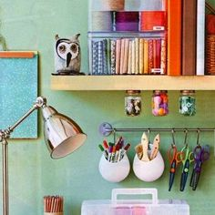office diy projects. Top 40 Tricks And DIY Projects To Organize Your Office Diy