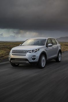 Land Rover Discovery Sport in Iceland