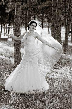 Image and Sound Expert Bride Portrait, One Shoulder Wedding Dress, Wedding Dresses, Image, Fashion, Mermaid, Weddings, Wedding, Bride Dresses