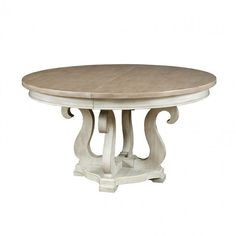 Litchfield Sussex Round Dining Table with Leaf by American Drew at Suburban Furniture Round Dining Table, Dining Sets, Hickory Furniture, Table Furniture, Rustic Furniture, Suburban Furniture, North Carolina Furniture, Kitchen Island Bench, Shopping