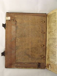 An Early Binding From Magdalen's Old Library Collection | Magdalen ...