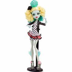 Monster High Intercâmbio Lagoona Blue Mattel - R$ 119,99
