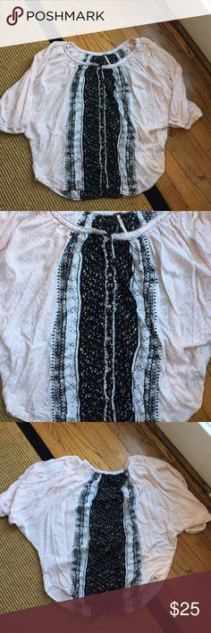 Free People Women's Top Size: Medium  Good Condition. Free People Tops
