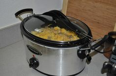 Crockpot Breakfast Casserole:  1 bag 26 oz. frozen hash browns  12 eggs  1 cup milk  1 tablespoon ground mustard  1 16 oz. roll sausage (maple or reg- I would use turkey sausage)  Salt and pepper  16 oz. bag shredded cheddar cheese