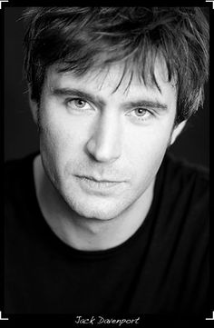 henry killingsworth: jack davenport Actor Studio, British Men, Black And White Portraits, Real Man, Attractive Men, Male Beauty, Man Candy, Beautiful Men, Beautiful People