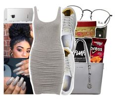 """""""How You Gonna x Sydney Renae"""" by desirenelle ❤ liked on Polyvore featuring Ray-Ban and Puma"""