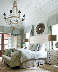 A Peaceful Retreat: Master Bedroom, Adore Your Place - Interior Design Blog
