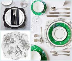 Jasper Conran Baroque and Chinoiserie collection for Wedgewood