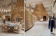 Hermès Store in Paris