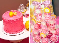 Pink lemonade party: Charlee is 2! | Chickabug