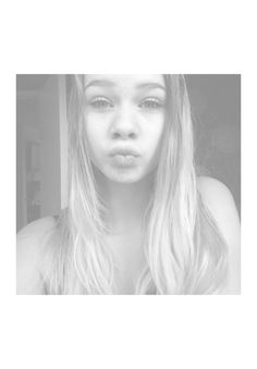 me bored black white closeup