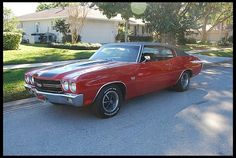 1970 Chevrolet Chevelle SS  396 CI, Automatic at Mecum Auctions