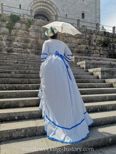 A day in Opatija – Seaside bustle T Line, Bustle Dress, Light Dress, Fabric Shop, Easy Projects, Two By Two, History, Stuff To Buy, Historia