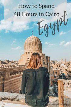 Pinterest 48 hours in Cairo