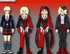 Renverse: Harley Quinn by TerenceTheTerrible on deviantART
