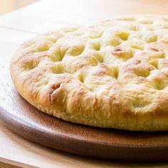 Pizza Recipes, Bread Recipes, Focaccia Pizza, Calzone, Pizza Rustica, Tuscan Bean Soup, Margarita Pizza, Muffin Bread, Sicilian Recipes